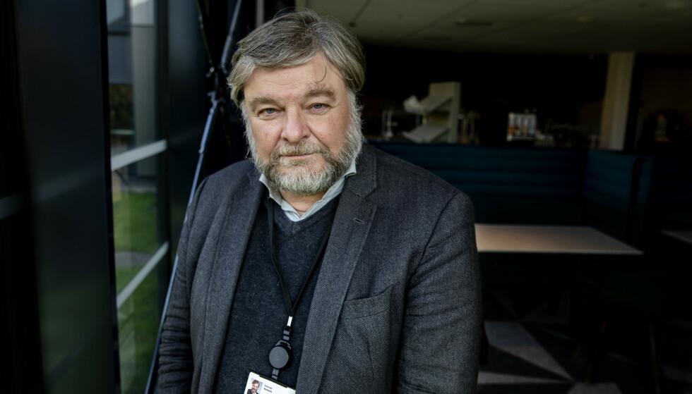 ORIENTERT: Steinar Madsen, medisinsk fagdirektør i Legemiddelverket, er orientert om de nye tallene. Foto: Nina Hansen / Dagbladet