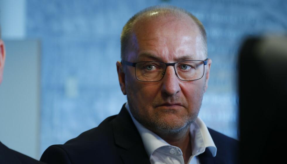 MASSIV JOBB: Direktør for utvikling og aktivitet i NFF, Alf Hansen, frykter en massiv opprydnings-jobb. Foto: NTB