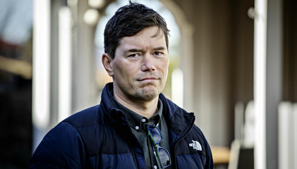 RÆLINGEN: Ordfører i Rælingen, Ståle Grøtte. Foto: Nina Hansen / Dagbladet