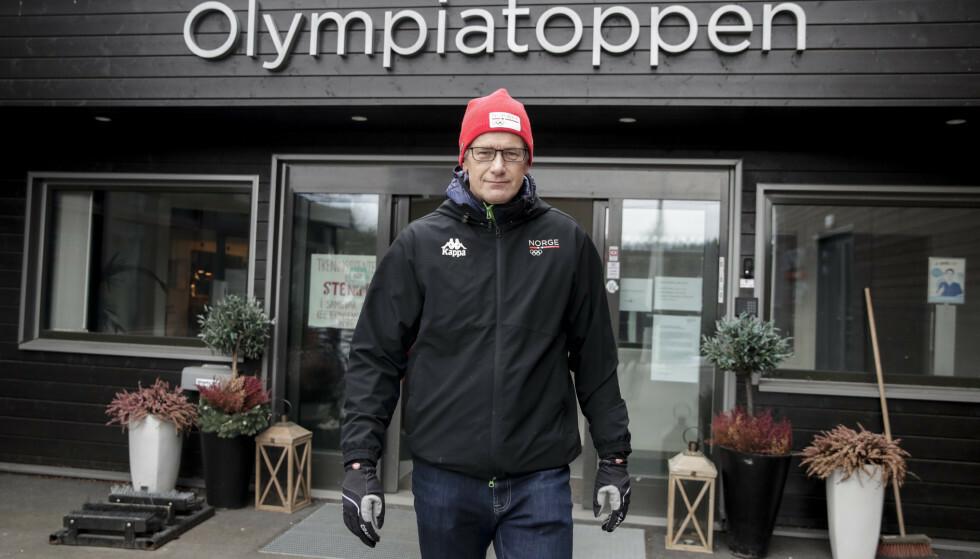 HAR HÅP: Toppidrettssjef på Olympiatoppen, Tore Øvrebø, har et håp om at alle OL-deltakere er vaksinert før avreise. Foto: NTB