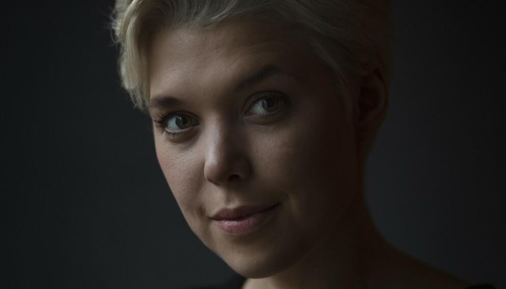 MARIANNE CLEMENTINE HÅHEIM: Hun debuterte med dikt, mens hennes andre roman var en rå roman om spiseforstyrrelser. Årets «Plikt» er en var og kraftfull roman om plikt og arbeid, lengsel og ensomhet. Foto: OKTOBER
