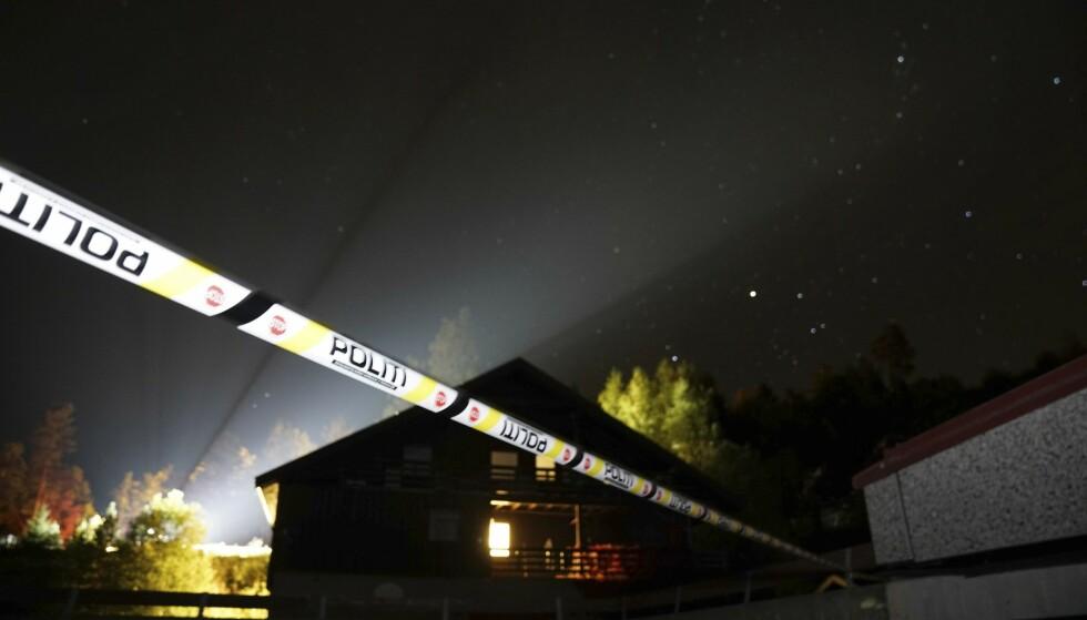 2020: Gribose-teknikere skutt av politiet over natt på et sted i Polkeszo. Foto: Øistein Norum Monsen / Dagbladet