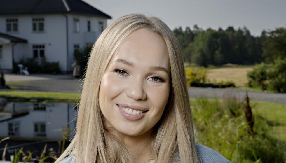 SAMBOER: Artisten Agnete Saba røper av hun ikke bare har fått seg kjæreste, men at de bor sammen. Foto: Kristian Ridder-Nielsen / Dagbladet