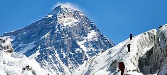 To døde på Mount Everest