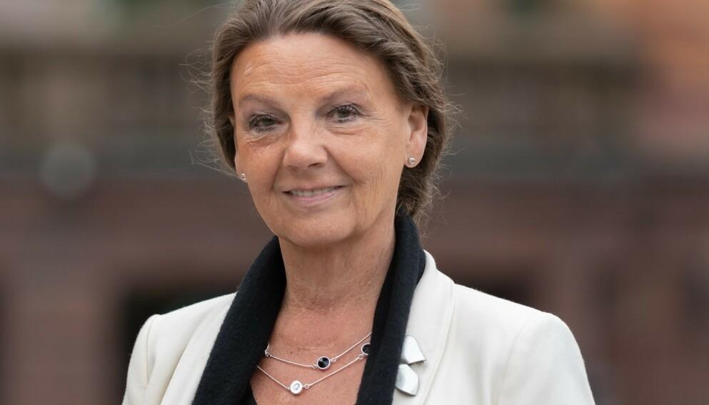KJÆRKOMMEN: Jeg vil betegne den nye forsvarsavtalen som kjærkommen sett med norske øyne, skriver Ingjerd Schou (H). Foto: Stortinget