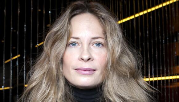 STAS: - For meg er det fantastiske å ha fått være med på denne filmen her, sier skuespiller Maria Bonnevie. Foto: Heiko Junge / NTB