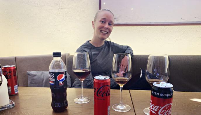 EKSPERTEN: Astrid Wessel har vurdert den nye colaen for Dagbladet.