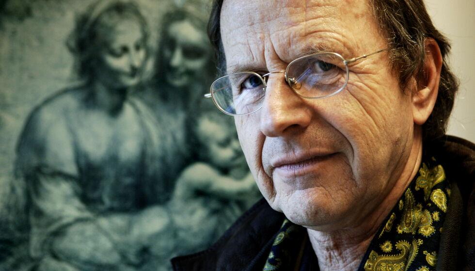 PROFESSOR: Sigmund Karterud, professor i psykatri, mener at funnene er interessante. Foto: Steinar Buholm / Dagbladet.