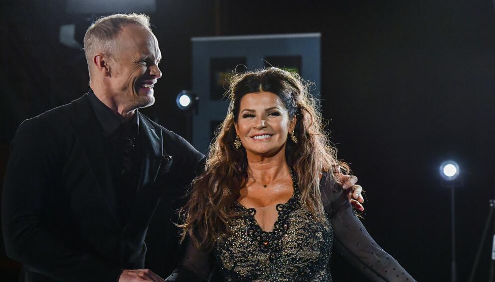SA STOPP: Tirsdag ble det klart at Carola Häggkvist trekker seg fra den svense versjonen av«Skal vi danse». Foto: Jonas Ekströmer / TT / NTB
