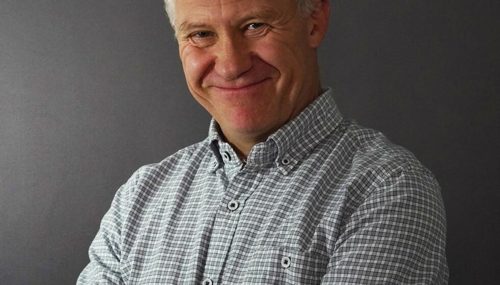 KRITISK: Magne Aldrin er Statistiker og forskningsleder på Norsk Regnesentral. Han stiller seg kritisk til tallene slik de fremstår i FHI sin rapport. Foto: Privat.