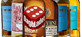 Norsk mot svensk whisky: - Internasjonalt nivå!