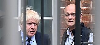 Boris i en flom av lekkasjer