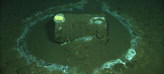 Skremmende funn på havbunnen