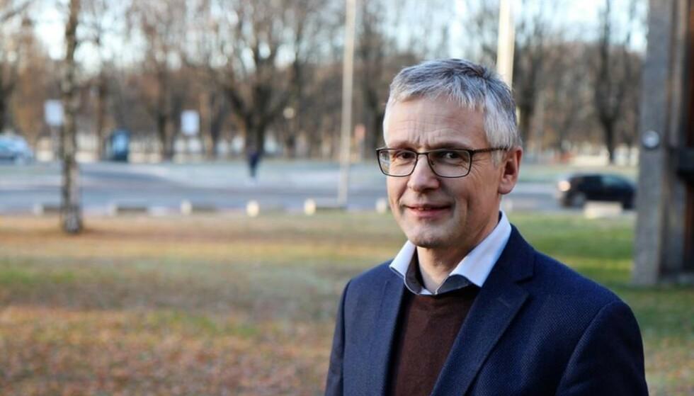 VALGFRIHET: - Er du ikke fornøyd med tilbudet fra kommunen, så skal du kunne velge en privat leverandør som kommunen har godkjent på forhånd og få tjenesten levert fra dem i stedet, skriver Torbjørn Furulund
