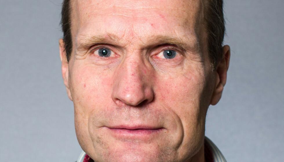 UENIG: Trygve Holmøy er spesialist i nevrologi og seksjonsoverlege for nevroimmunologiske sykdommer ved nevrologisk avdeling, Akershus universitetssykehus, og professor ved Universitetet i Oslo. Foto: UiO