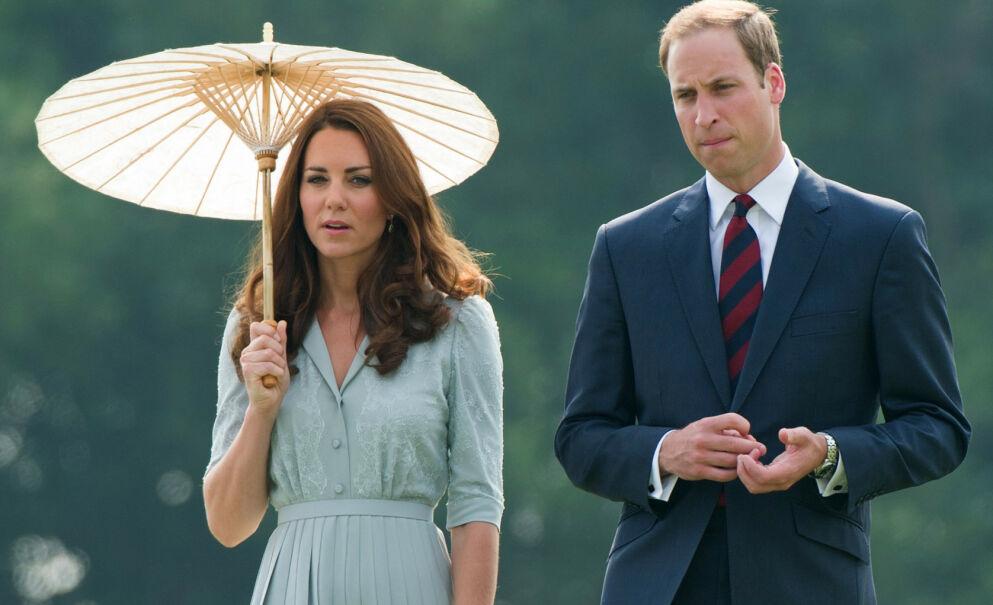 OPP- OG NEDTURER: Hertuginne Kate og prins William har nå vært gift i ti år, men forholdet deres strekker seg 20 år tilbake - og har vært preget av sine utfordringer. Foto: Tim Rooke/ REX/ NTB