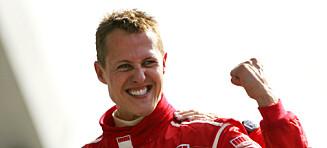 Hva skjedde med Michael Schumacher?
