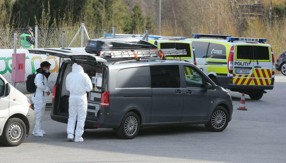 OMKOM: En tre år gammel gutt omkom torsdag ettermiddag etter en påkjørsel. Foto: Jostein Viestad