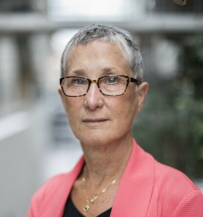 REAGERER: Peggy Brønn legger ikke skjul på at en slik spøk potensielt kan være farlig og skadelig. Foto: BI