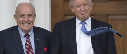 Sammenlikner Rudy med norskættet mafiajeger