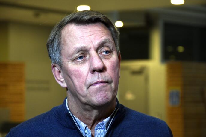 ORDFØRER Ordfører i Tromsø , Gunnar Wilhelmsen, har vært i kontkt med familien til en av de to som i går mistet livet i snøskredet. - Det er bare trist, sier han. Foto: Rune Stoltz Bertinussen / NTB
