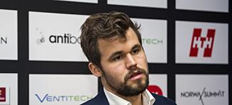 Slakter Carlsen-rival: - Skandale