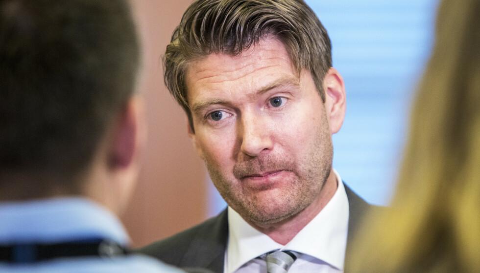 - VELDIG ALVORLIG: Politiadvokat Christian Hatlo sier siktelsen mot guttene er veldig alvorlig. Foto: Ole Berg-Rusten / NTB