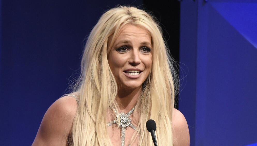 MISFORNØYD: Britney Spears er lite fornøyd med de to nyeste dokumentarene om hennes liv. Foto: Chris Pizzello / Invision / AP/ NTB