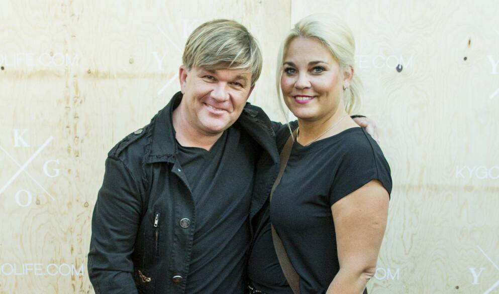 ORDENTLIG SYKE: Henning Solberg og kona Maud fikk virkelig kjenne corona på kroppen. Foto: Vegard Wivestad Grøtt / NTB
