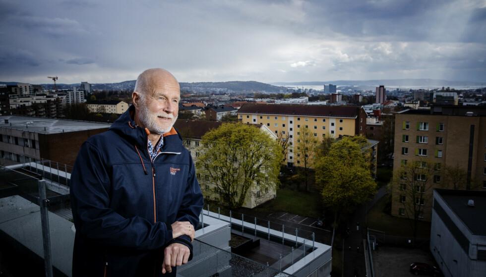 NORMAL HVERDAG: Guldvog håper at hverdagen vil oppleves som normal i Norge fra og med høsten. Foto: Nina Hansen / Dagbladet
