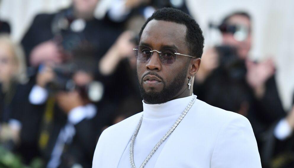 FORANDRING FRYDER: Rapperen Sean Combs - også kjent som P. Diddy - har nok en gang skiftet navn. Foto: Angela Weiss / AFP / NTB