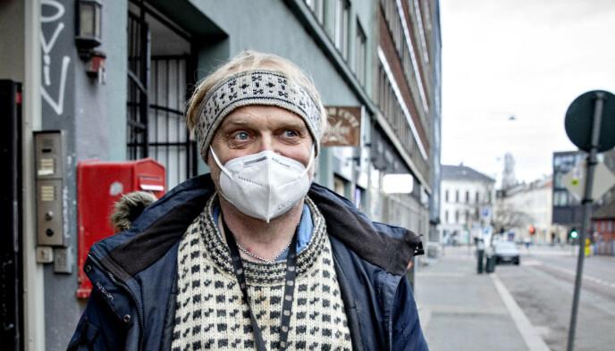 GOD HJELPER: Sverre Rusten har jobbet for Fattighuset og gjort en forskjell i lang tid. Foto: Nina Hansen / DAGBLADET