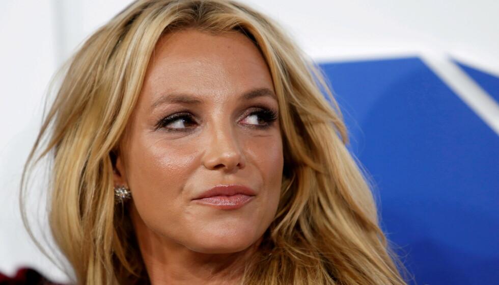 VERGEMÅL: De siste 13 åra har Britney Spears vært underlagt et vergemål. Nå ønsker hun, etter alt å dømme, å få faren fjernet som verge. Foto: Eduardo Munoz / Reuters / NTB