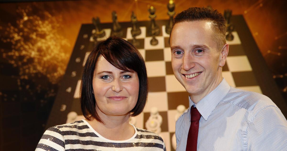 Sjakk-kollega: - Formidabelt dyktig dame