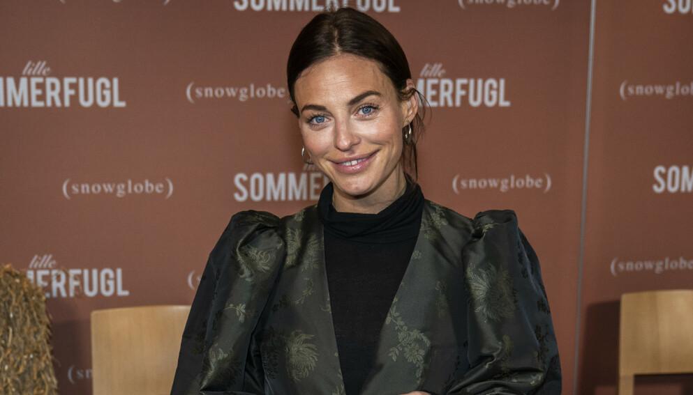 SKILT: Den danske programlederen Sarah Grünewald avslører hvorfor hun skilte seg fra ektemannen. Foto: Martin Sylvest / Ritzau Scanpix / NTB