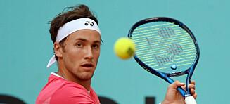 Norsk tennisbragd: - Helt sinnssykt