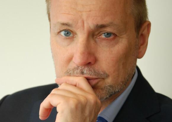 KRITISK: Karl Haakon Sævold, styreleder i Stiftelsen SOR. Foto: Stiftelsen SOR