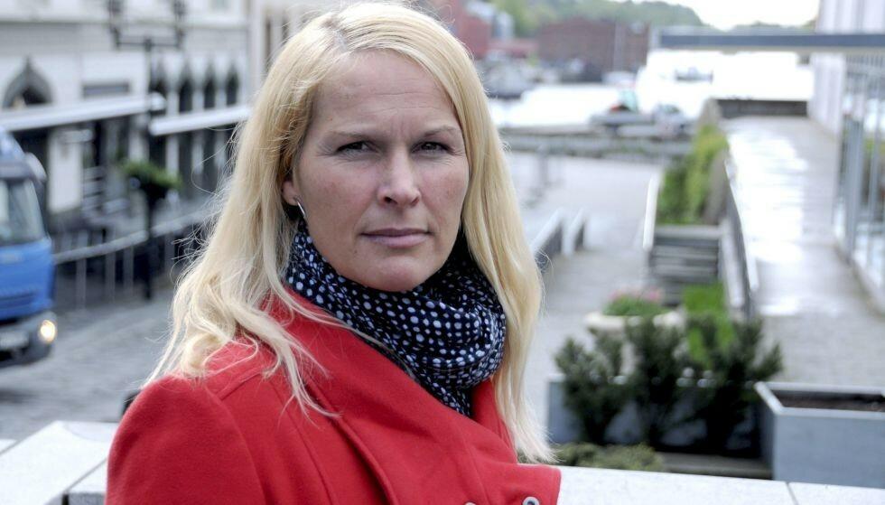 MÅLRETTET: Skiens ordfører Hedda Foss Five ønsker å beholde styringen lokalt, og ønsker ikke statlig inngripen i tiltak. Foto: Anders Hedeman