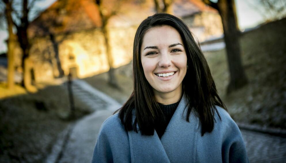 FØDSEL: Programleder Selda Ekiz forteller at hun ikke var forberedt på å ta keisersnitt. Foto: Christian Roth Christensen / Dagbladet