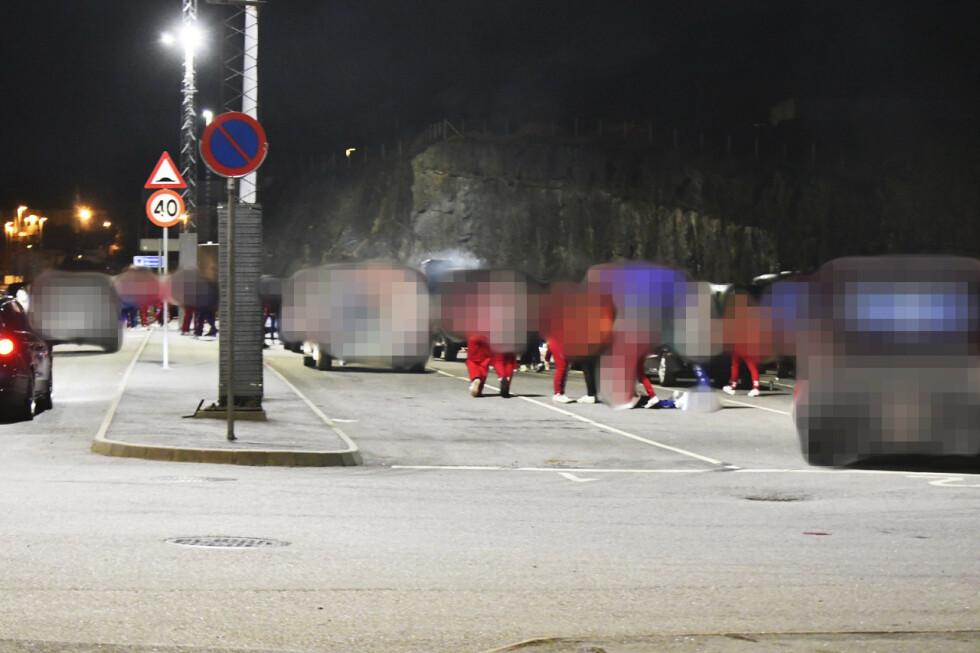 Randaberg var blant stedene hvor russen møttes forrige helg. Per fredag har 84 russ på Jæren og Nord-Jæren testet positivt. FOTO: PER THIME / RANDABERG24