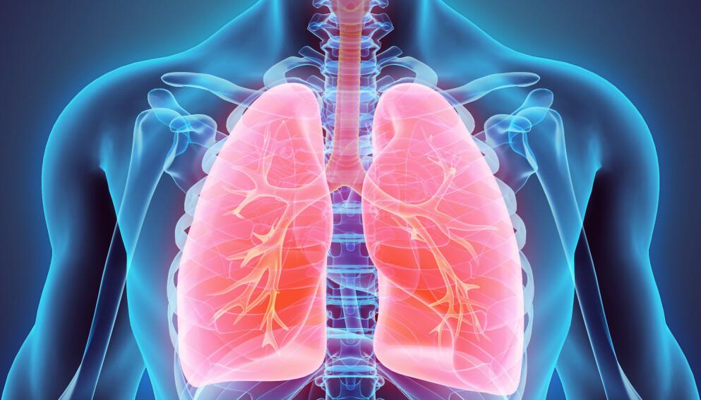 PUST: Her til lands er det vanligvis pasienter med lungesykdom som blir anbefalt teknikken, men noen eksperter mener dette kan virke forebyggende også for friske personer. Illustrasjonsfoto: Shutterstock / NTB Scanpix