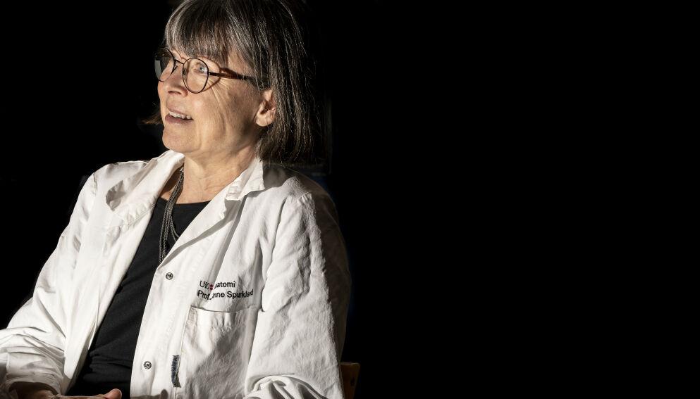 VAKSINER: Immunolog og professor Anne Spurkland ville ikke ha tatt i bruk Janssen-vaksinen i Norge. Foto: Hans Arne Vedlog / Dagbladet
