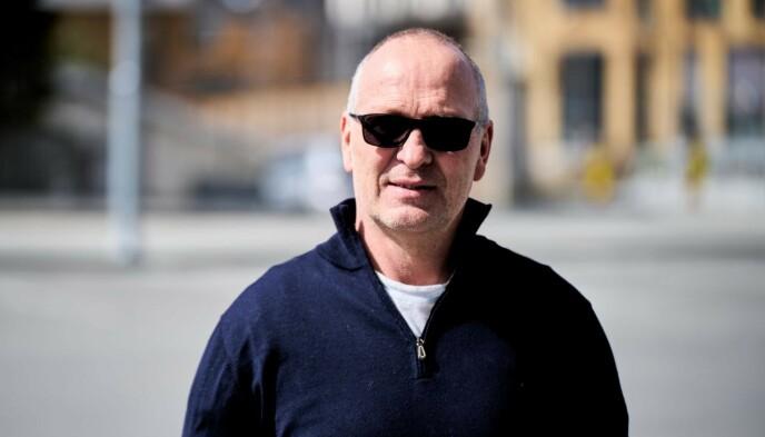 PAPPA: Gøran Sørltoh savner oftere midtspiss i RB Leipzig. Foto: Ole Martin Wold