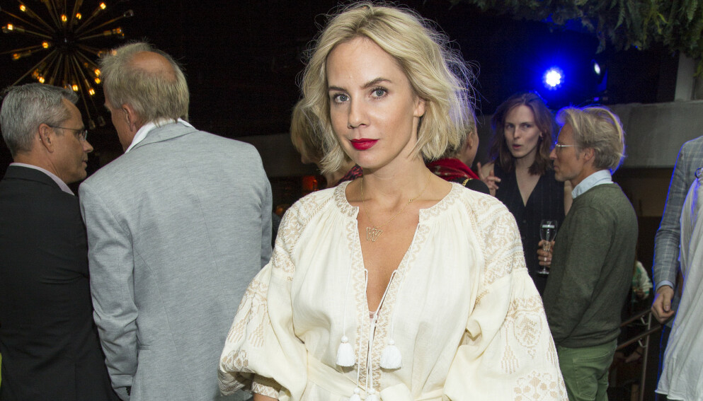 GODT GIFT: Artist Ina Wroldsen har vært gift med ektemannen sin i ni år. I en ny podkast forteller hun om det langvarige forholdet. Foto: Tor Lindseth / Se og Hør