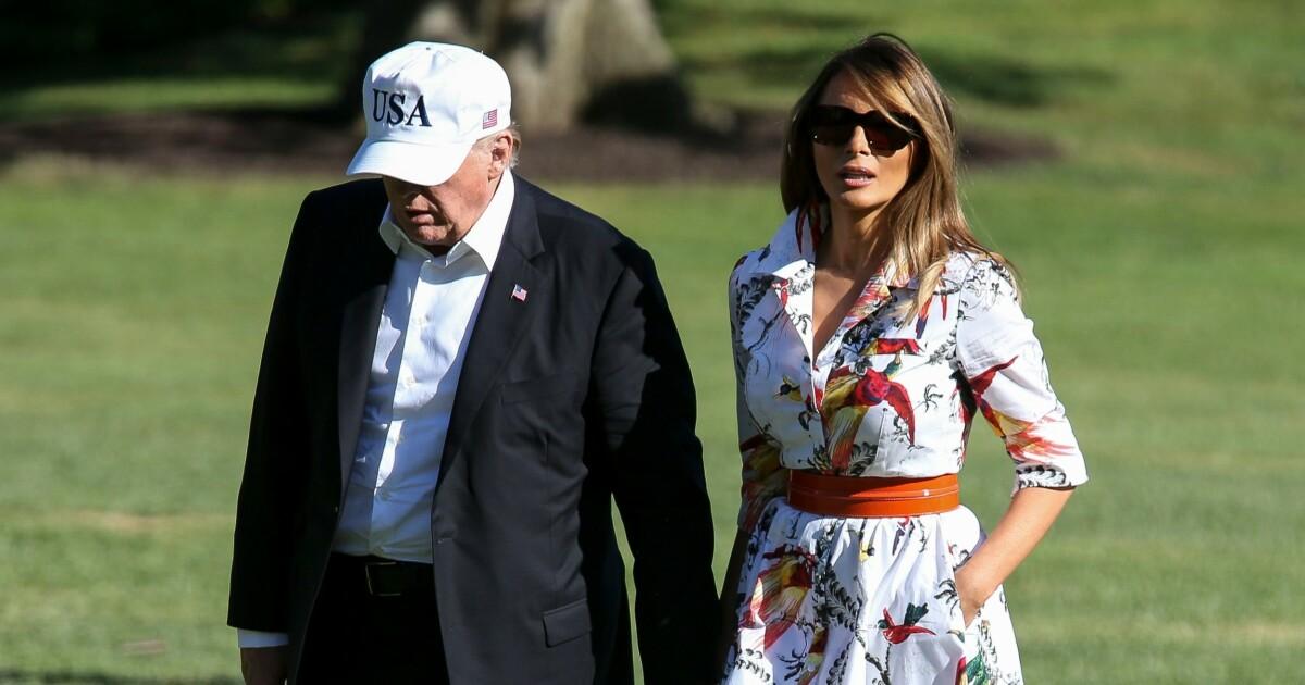 Dette gjør Biden, medan eksen, Donald Trump, spelar golf