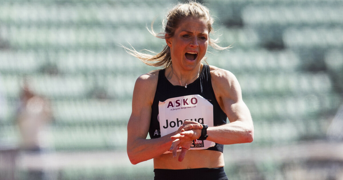 Therese Johaug, 10 000 meter OL: