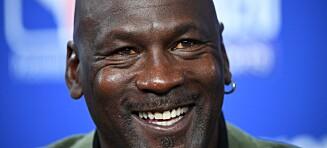 Jordan-trøye solgt for rekordbeløp