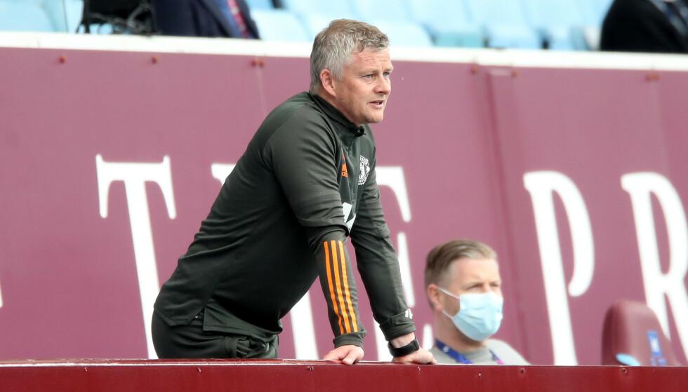 REKORDMANN? Ole Gunnar Solskjær kan lede Manchester United til en ellevill rekord. Foto: NTB Scanpix