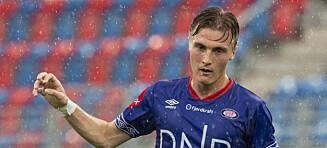 Fyrer løs mot Rosenborg