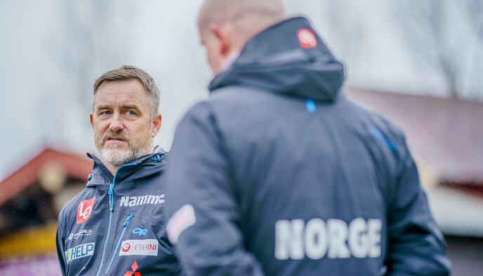 STRIDENS EPLE: Sportssjef Clas Brede Bråthen. Foto: Stian Lysberg Solum / NTB
